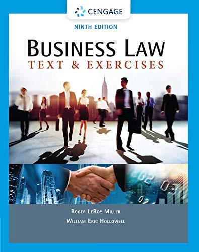 business-law-text-exercises-mindtap-course-list