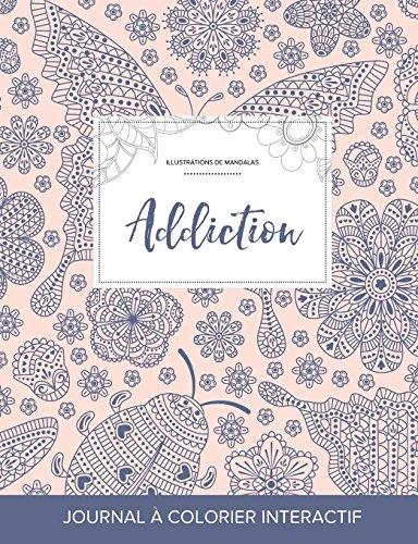 journal-de-coloration-adulte-addiction-illustrations-de-mandalas-coccinelle-french-edition