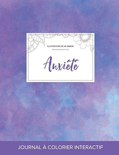 journal-de-coloration-adulte-anxit-illustrations-de-vie-marine-brume-violette-french-edition