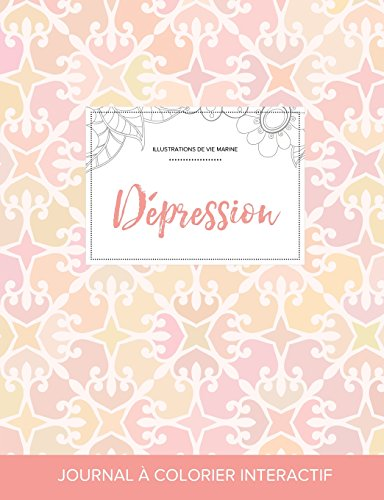journal-de-coloration-adulte-dpression-illustrations-de-vie-marine-lgance-pastel-french-edition