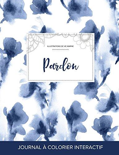journal-de-coloration-adulte-pardon-illustrations-de-vie-marine-orchide-bleue-french-edition