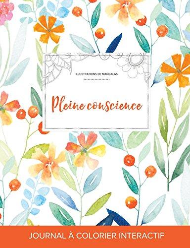 journal-de-coloration-adulte-pleine-conscience-illustrations-de-mandalas-floral-printanier-french-edition