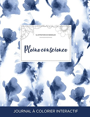 journal-de-coloration-adulte-pleine-conscience-illustrations-de-mandalas-orchide-bleue-french-edition