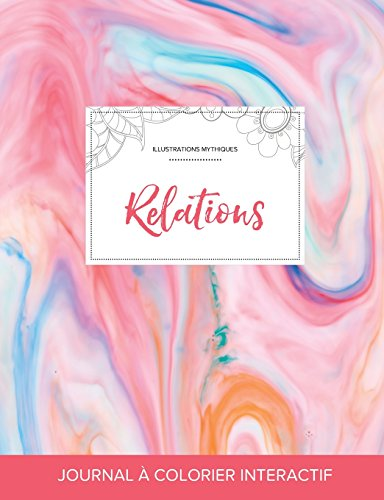 journal-de-coloration-adulte-relations-illustrations-mythiques-chewing-gum-french-edition