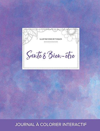 journal-de-coloration-adulte-sant-bien-tre-illustrations-mythiques-brume-violette-french-edition