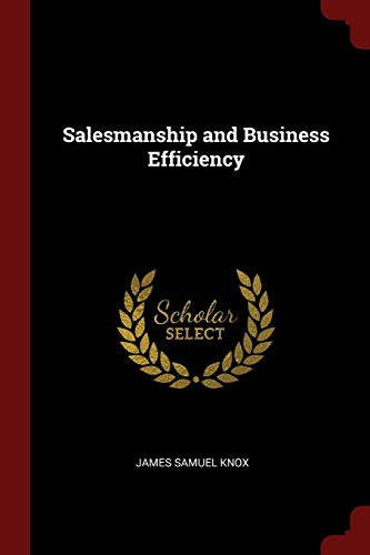 salesmanship-and-business-efficiency