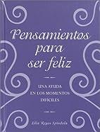 Pensamientos para ser feliz (Spanish…