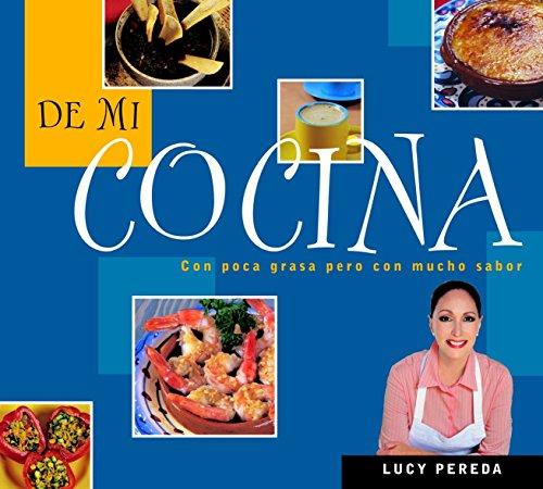 de-mi-cocina-spanish-edition