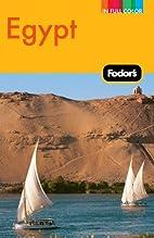 Fodor's Egypt, 4th Edition by Fodor…