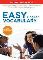 Easy English Vocabulary (ESL) by Living…
