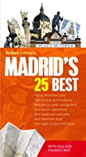 Fodor's Madrid's 25 Best by Fodor's