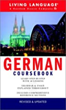 German Coursebook: Basic-Intermediate by…