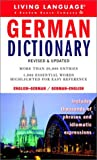Living Language Staff: German Dictionary