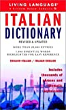 Rosso, Renata: Italian Dictionary: Italian-English/English-Italian  Revised &amp; Updated