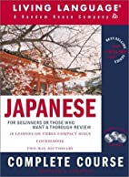 Japanese Complete Course:…