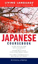 Japanese Coursebook: Basic-Intermediate by…