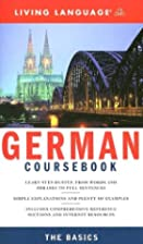 Complete German: The Basics by Living…