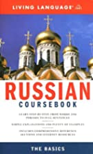 Complete Russian: The Basics (Book) (LL(R)…