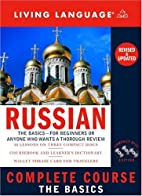 Complete Russian: The Basics (CD) (LL(R)…