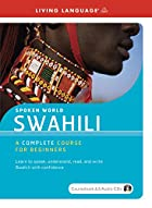 Swahili (Spoken World) by Living Language