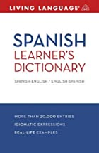 Spanish Learner's Dictionary by Living…