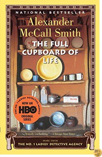 TThe Full Cupboard of Life (No. 1 Ladies Detective Agency, Book 5)