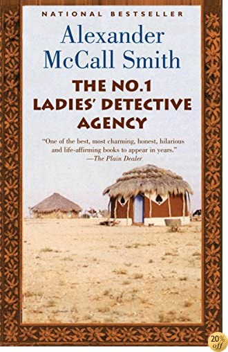 TThe No. 1 Ladies' Detective Agency (Book 1)