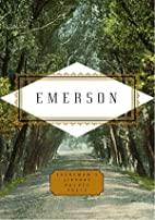 Poems by Ralph Waldo Emerson