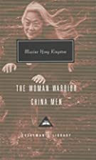 The Woman Warrior, China Men (Everyman's…