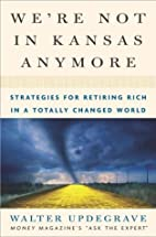 We're Not In Kansas Anymore: Strategies for…