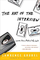 The Art of the Interview: Lessons from a…