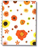 Stark, David: Wild Flowers Wire-O Bound Journal (Potter Style)