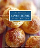 Barefoot in Paris Tri-Fold Recipe Note Cards…