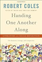 Handing One Another Along: Literature and…