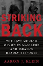 Striking Back: The 1972 Munich Olympics…