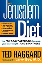 The Jerusalem Diet: The One Day Approach…