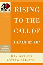 Rising to the Call of Leadership (40-Minute…
