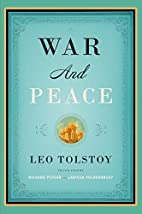 War and Peace by Léon Tolstoï