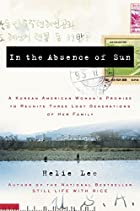 In the Absence of Sun: A Korean American…