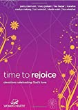 Women of Faith: Time to Rejoice: Devotions Celebrating God's Love