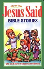Jesus Said Bible Board Book by Carolyn…