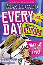 Every Day Deserves a Chance - Teen Edition:…