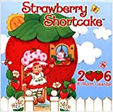 A Year Of Strawberry Shortcake 2006 Calendar