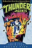 Wood, Wally: T.H.U.N.D.E.R. Agents - Archives, Volume 5