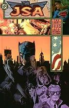 JSA: The Liberty Files by Dan Jolley