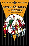 Finger, Bill: The Seven Soldiers Of Victory Archives 1