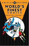 Hamilton, Edmond: World's Finest Comics Archives 3