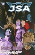 JSA: Black Reign (Book 8) by Geoff Johns