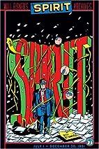 Spirit Archives, Volume 23 by Will Eisner