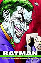 Batman: The Man Who Laughs by Ed Brubaker
